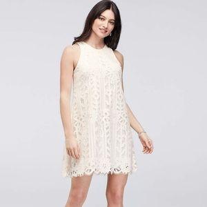 Speechless - NWT White/ivory dress